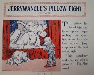 Jerrywangle Pillow Fight