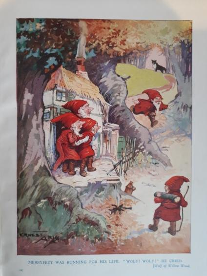 Oojah 1927 Gnomes