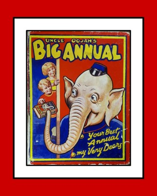 Uncle Oojah's Big Annual 1932