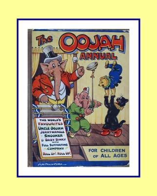Oojah Circus Ringmaster